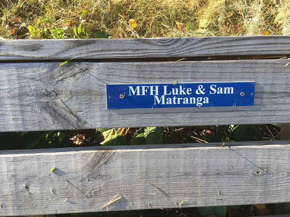 MFH Luke and Sam Matranga